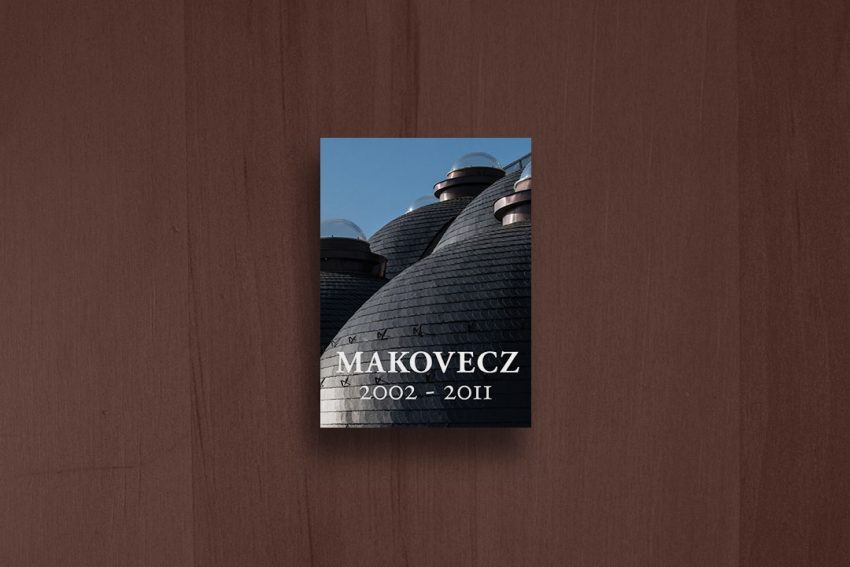 Makovecz Imre – 2. kötet