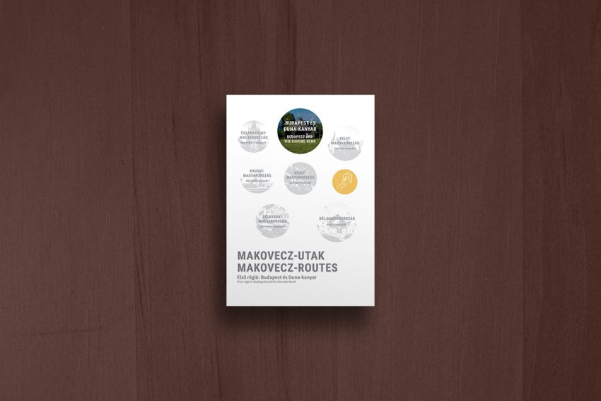 Makovecz-Routes - 1. booklet
