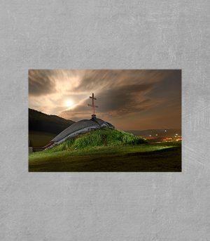 Csíksomlyó - Hármashalom oltár
