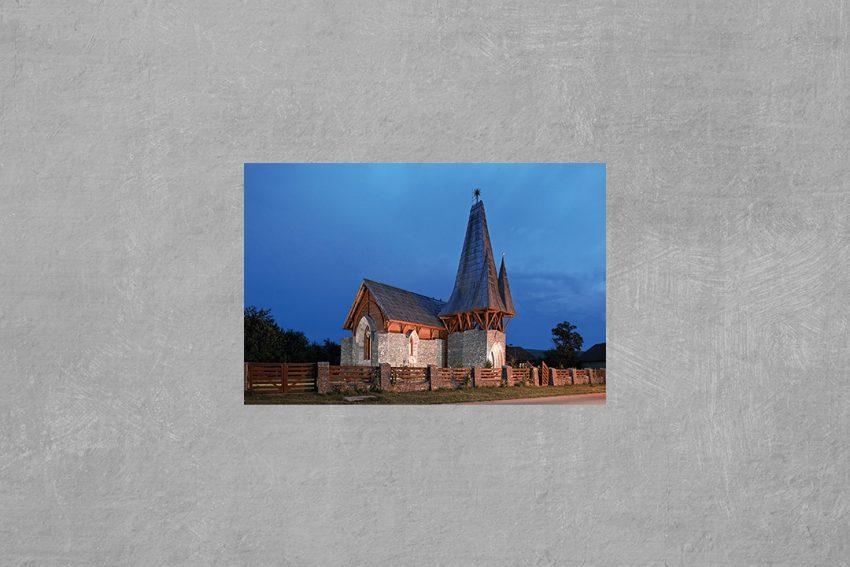 Vargyas - templom
