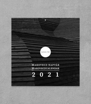 Makovecz Calendar 2021 (square format)