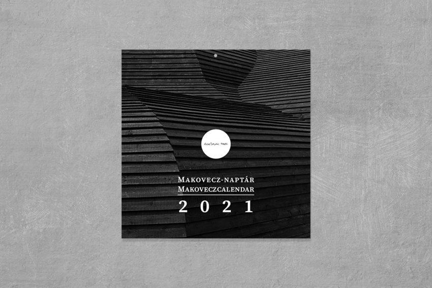Makovecz-Naptár 2021 (négyzetes)