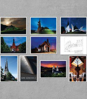 Postcard packet 2